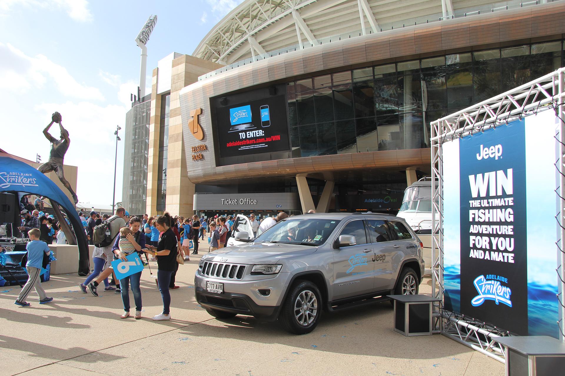 Jeep Australia Adelaide Strikers