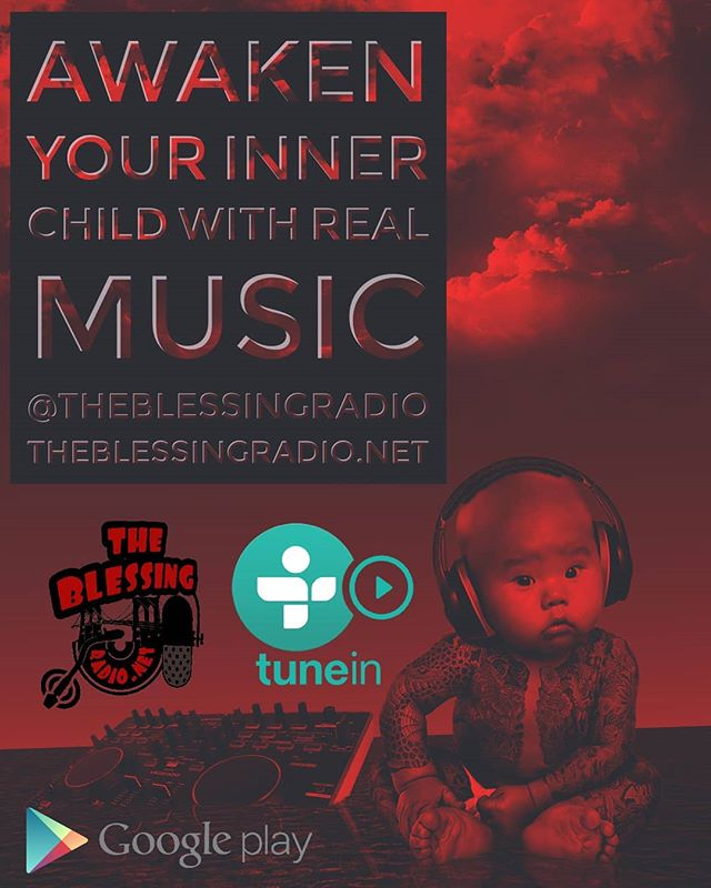 #TheBlessingRadio is a platform created to showcase #talent from world renowned #DJ's, #Emcees, #Vocalists, #Musicians, #Producers, #BeatBoxers, #Activists & #TalkShowHosts. A place where #CultureCreators can truly #feelfree to #expressthemselves.  #JOINUSTODAY  @THEBLESSINGRADIO @THEBLESSINGRADIO @THEBLESSINGRADIO  #ALLGENRESOFMUSIC #REALHIPHOP #WOKECONTENT #TOP40 #NEWYORKSBESTDJS #TURNTABILISM #LYRICS  #24HOURSDIGITALSTREAMING #LIVEBROADCASTS  FOUNDERS  @DJDPONE @DJDPONE @DJDPONE  AKA #THEBLESSING #THEBLESSINGATWORK  @BUDDHAGUNZ365 @BUDDHAGUNZ365 @BUDDHAGUNZ365  #ENLIGHTENMENTTHRUSUPERIORFIREPOWER #BEAGOD365  #INTERNETRADIO  #HAVEYOUBEENBLESSED #THEBLESSINGRADIO