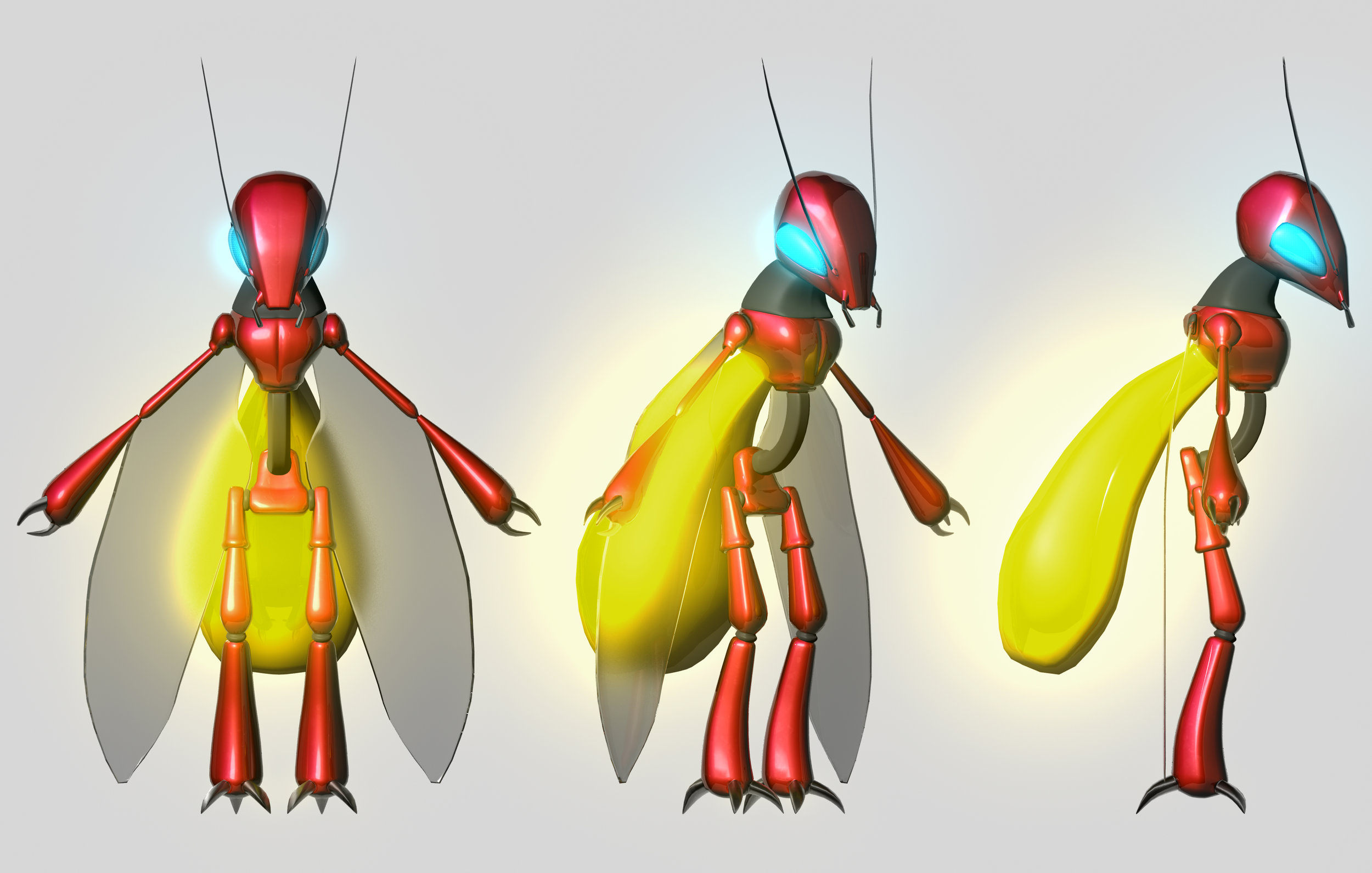 Copy of Phi the Robot Firefly