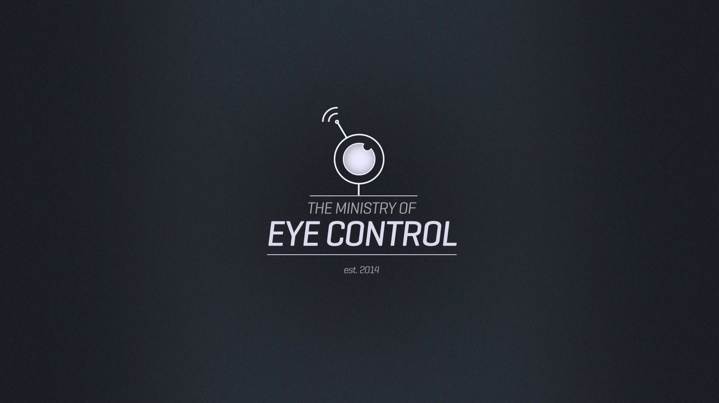 Ministry of Eye Control Animation