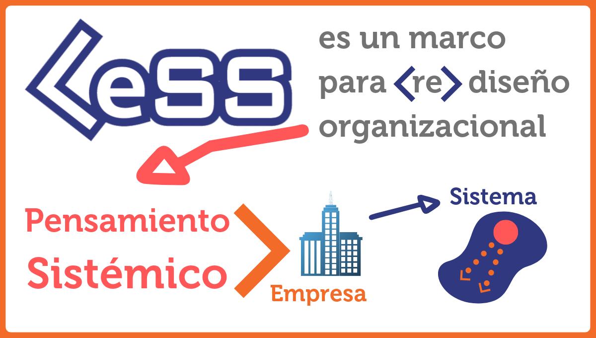 Marco de Rediseno Organizacional LeSS