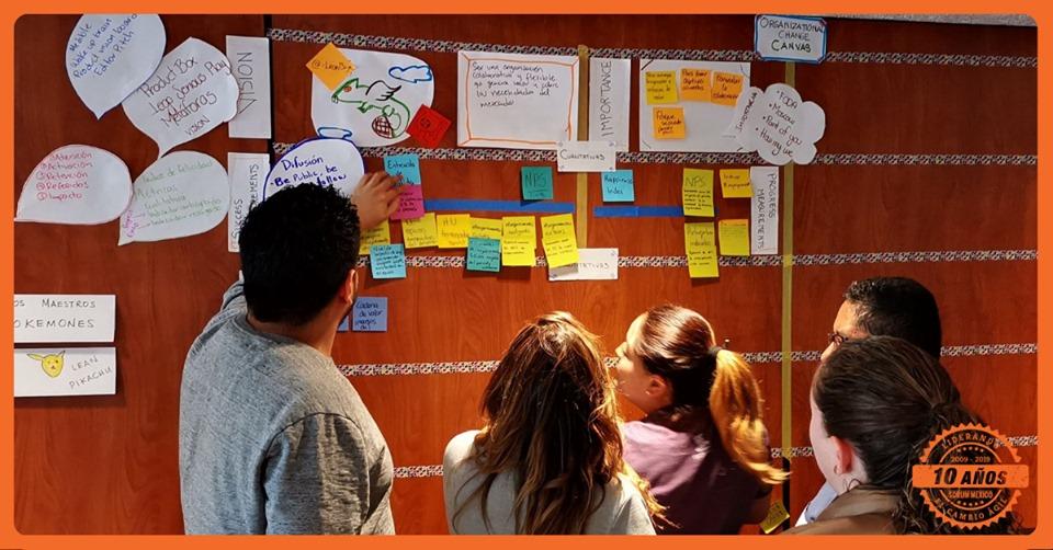 Lean Change Management Scrum Mexico 3