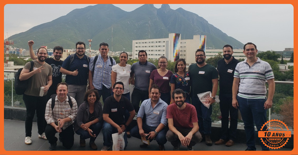 Certified Scrum Product Owner Scrum Mexico 4