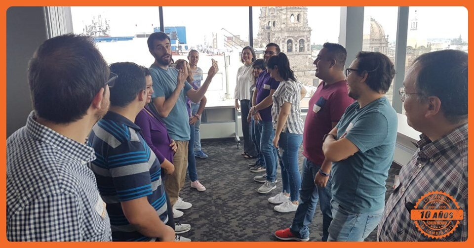 Certified Scrum Product Owner Scrum Mexico 5
