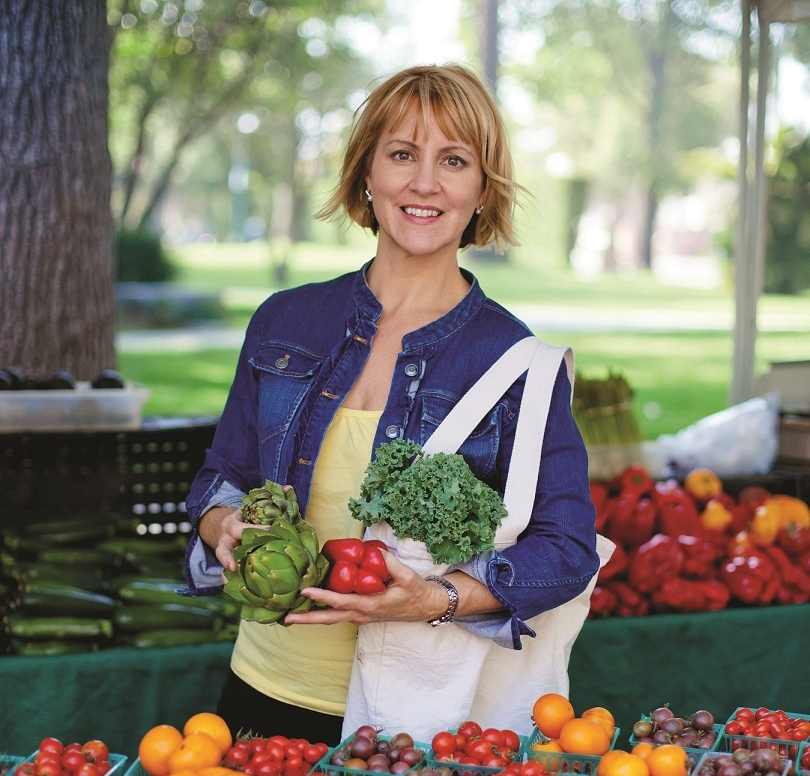 THE PLANT-POWERED DIETITIAN, AUTHOR - for something nutrishus