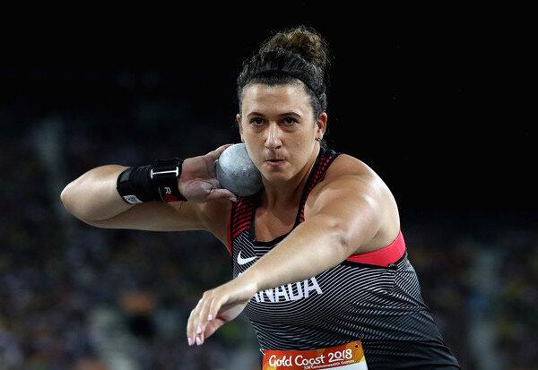 Taryn Suttie, Team Canada Olympian