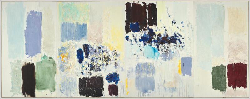 "The piece that changed my life: Joan Mitchell (1926-1992), ""Chasse interdite"", 1973"