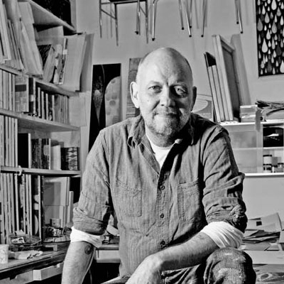 Rex Ray   Rex was an American graphic designer and collage artist based in San Francisco. His work is in museums including the Berkeley Art Museum and Pacific Film Archive, the San Francisco Museum of Modern Art, the San Jose Museum of Art, and the Yerba Buena Center for the Arts.