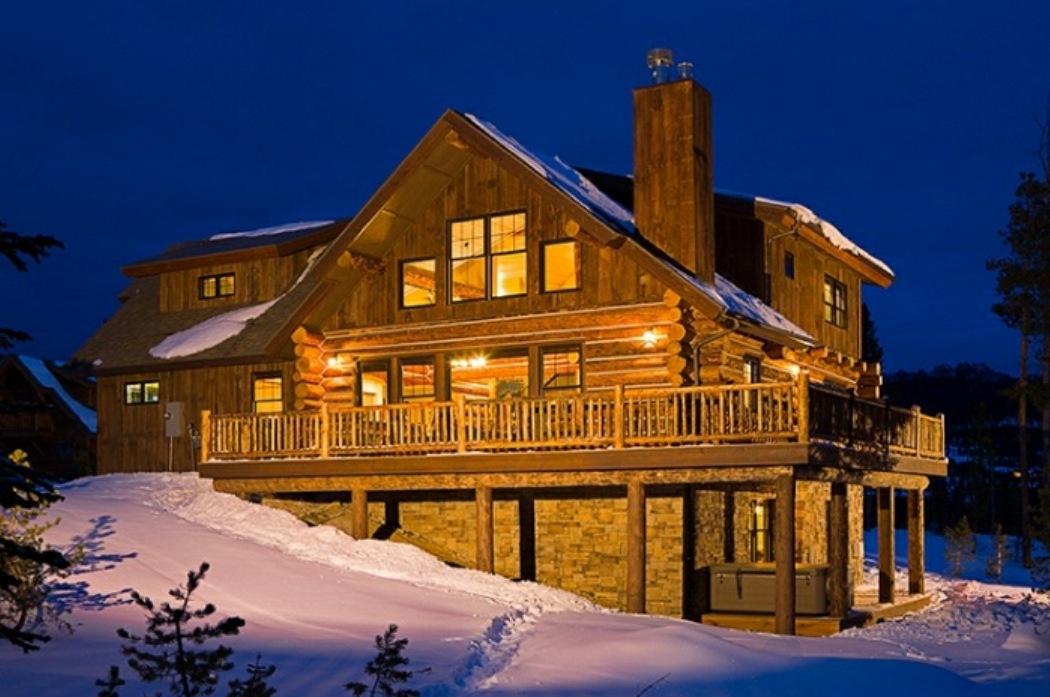 One week stay at a beautiful cabin in Big Sky Montana (August 25 - September 1 2018)