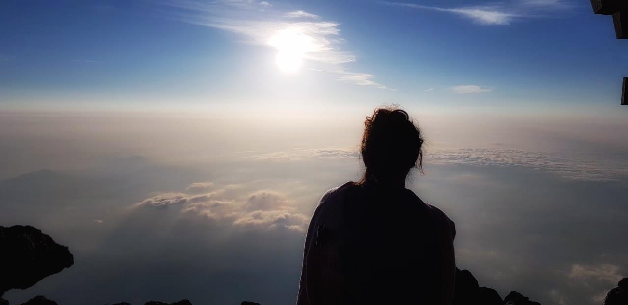 cloud level