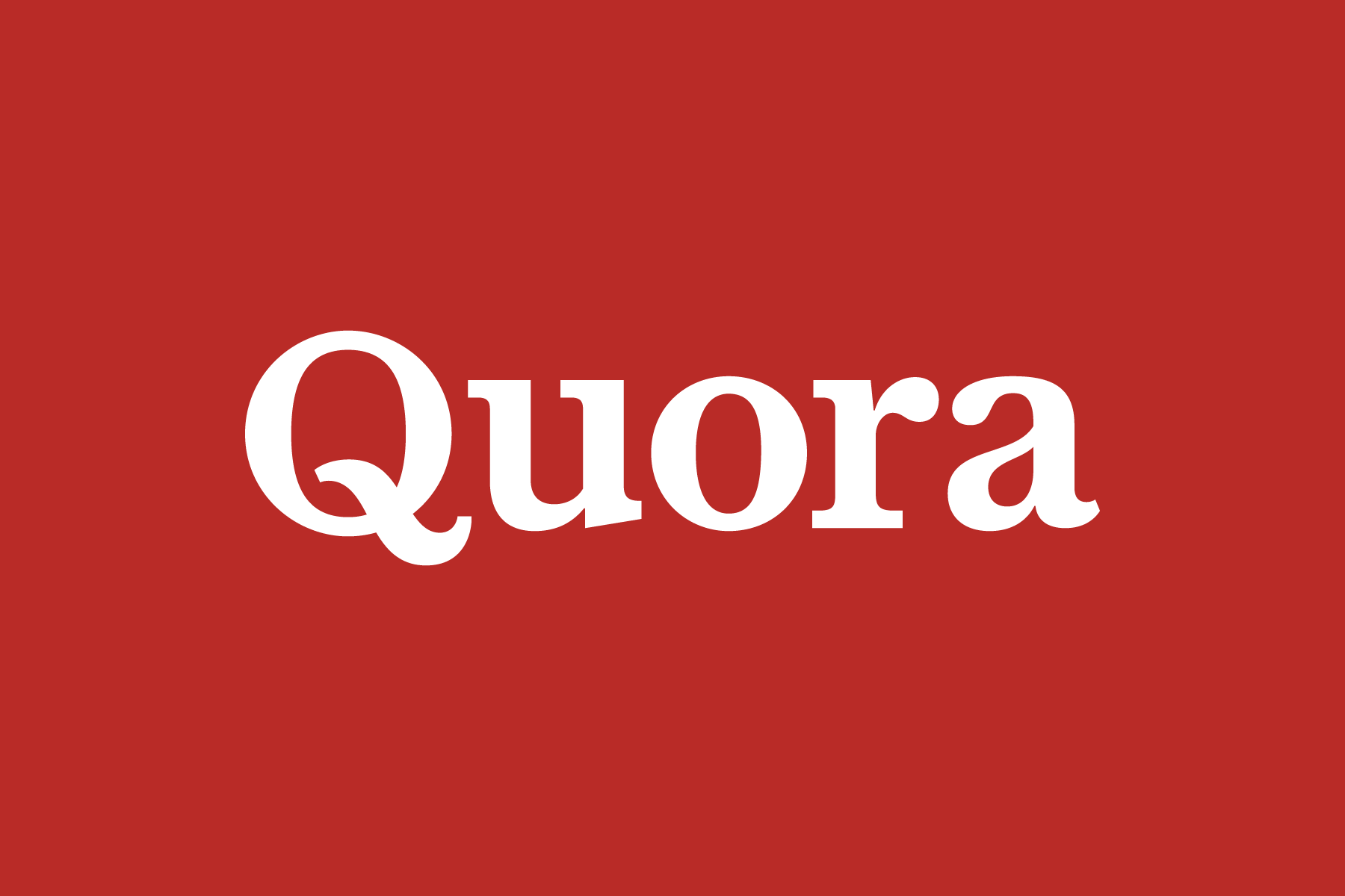 Quora brand system - At Quora, I designed and implemented a full brand system from the ground up, including a full logo redesign. Read about the logo design process here.