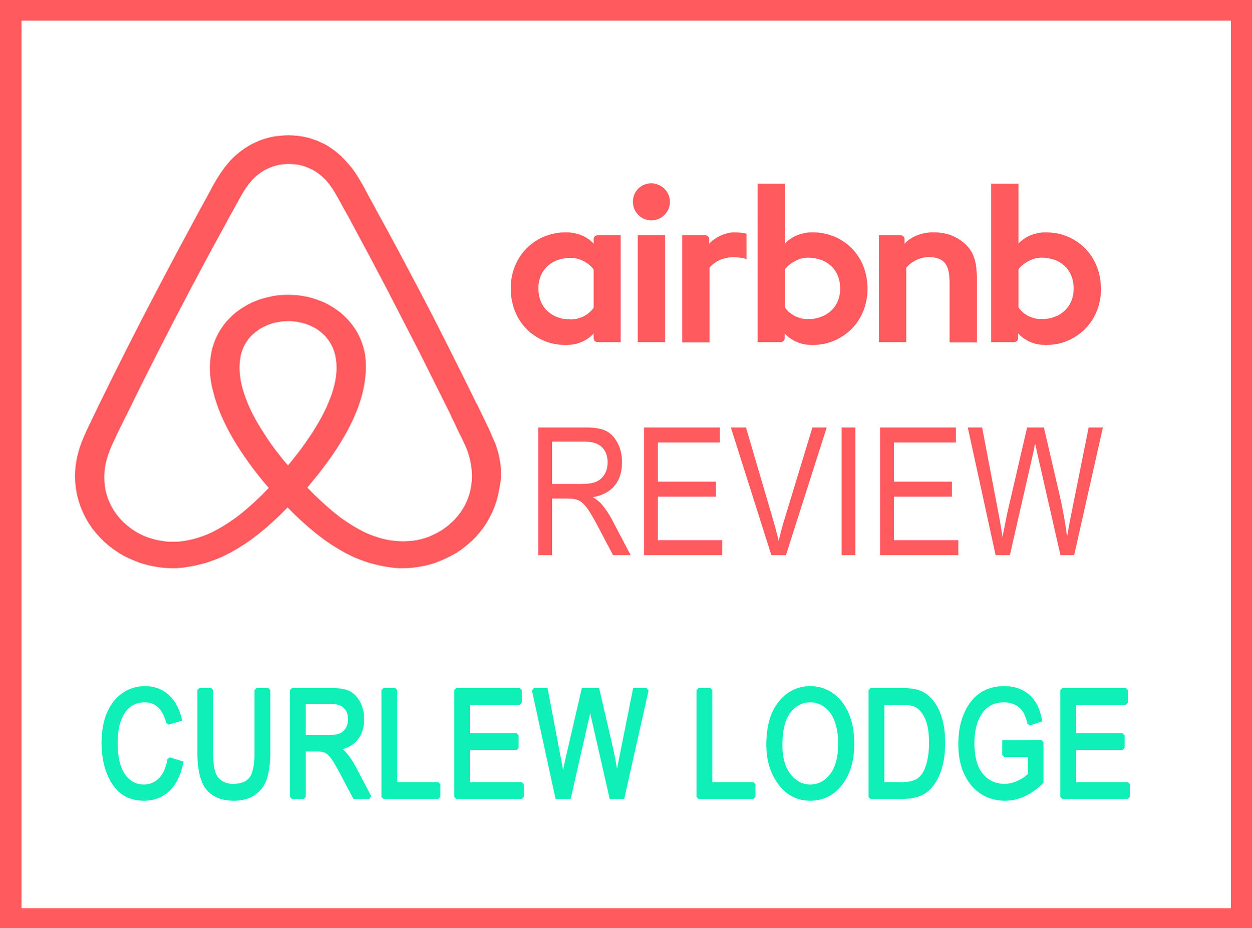 Airbnb review Curlew