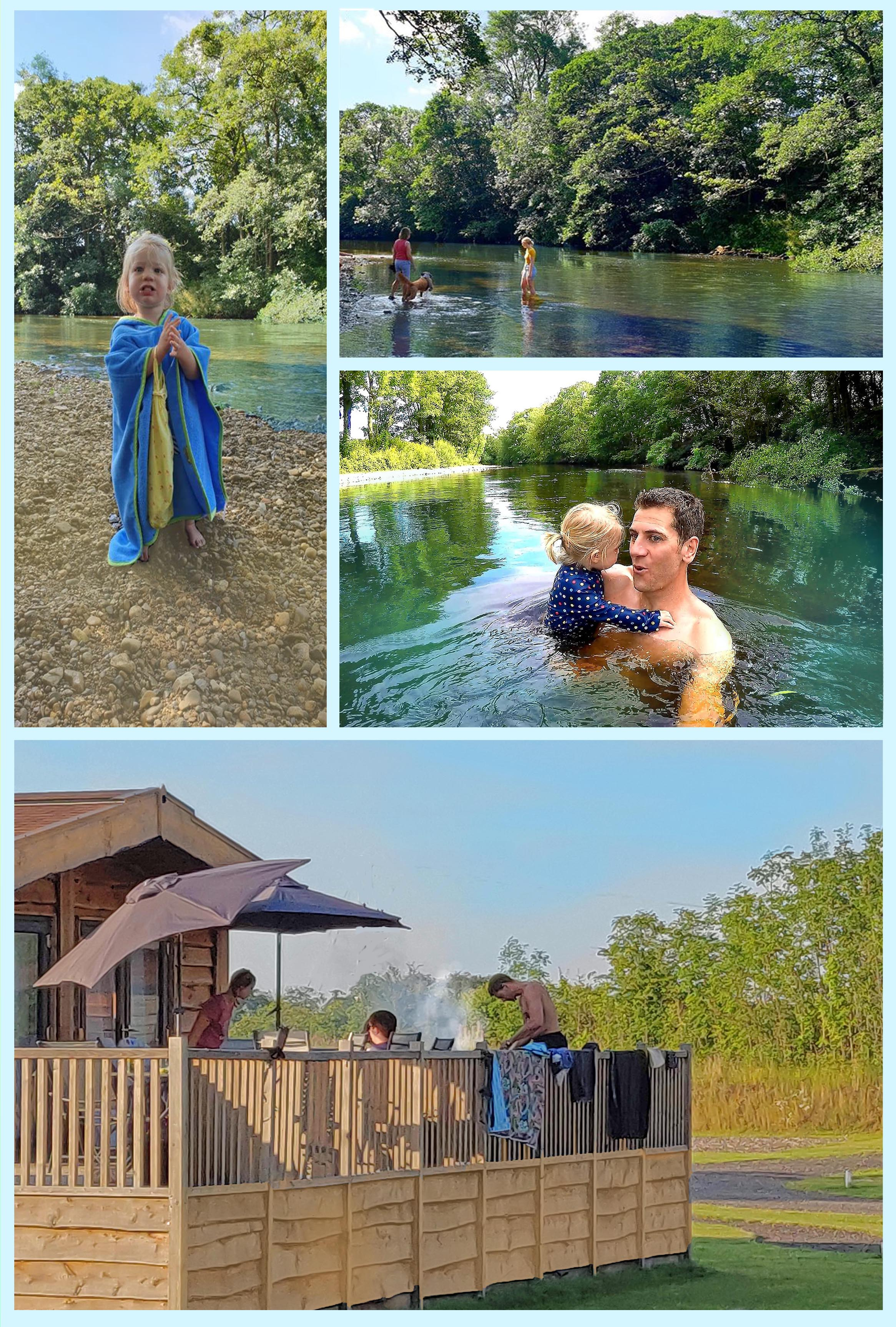 family swim and bbq at Curlew Lodge.jpg