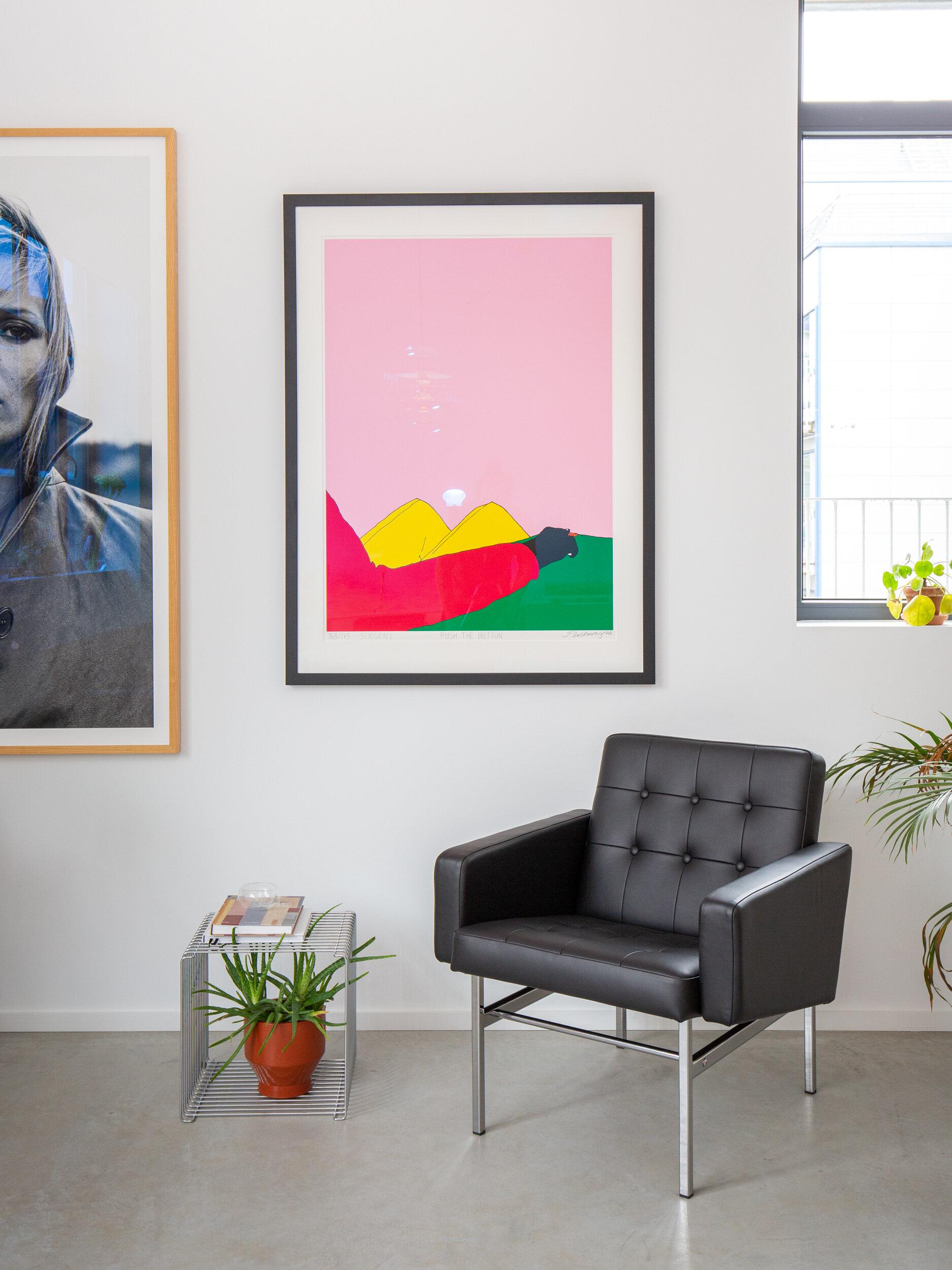 Futura Chair Objekt