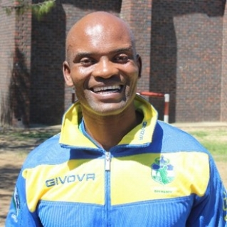 Litšitso Motšeremeli Country Director  Litsitso took up rugby in 2011 and is one of the pioneers of the Federation of Lesotho Rugby (FLR). After finding a passion for the sport, he started volunteering full time for FLR and is now an ambassador for the sport, regularly appearing on Lesotho TV. He is Secretary General for the FLR and Country Director for the Academy Programme.