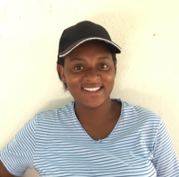 Thato Vanessa Liphata - Thato first learned rugby under the LRA programme in 2014 and plays for the Maseru Warriors. She was the first female volunteer coach and Women's League Director. Thato loves using rugby to teach children to believe in themselves, and be proud of who they are.