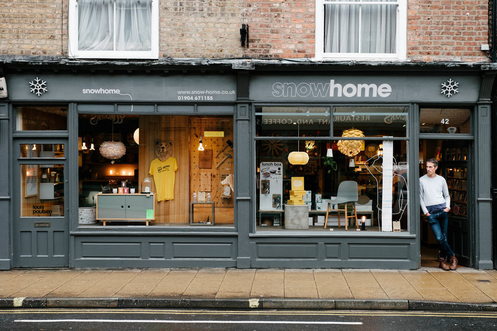 SNOWHOME SHOP FRONT 2017