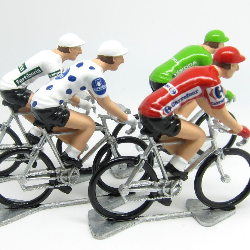 THE MODEL CYCLIST