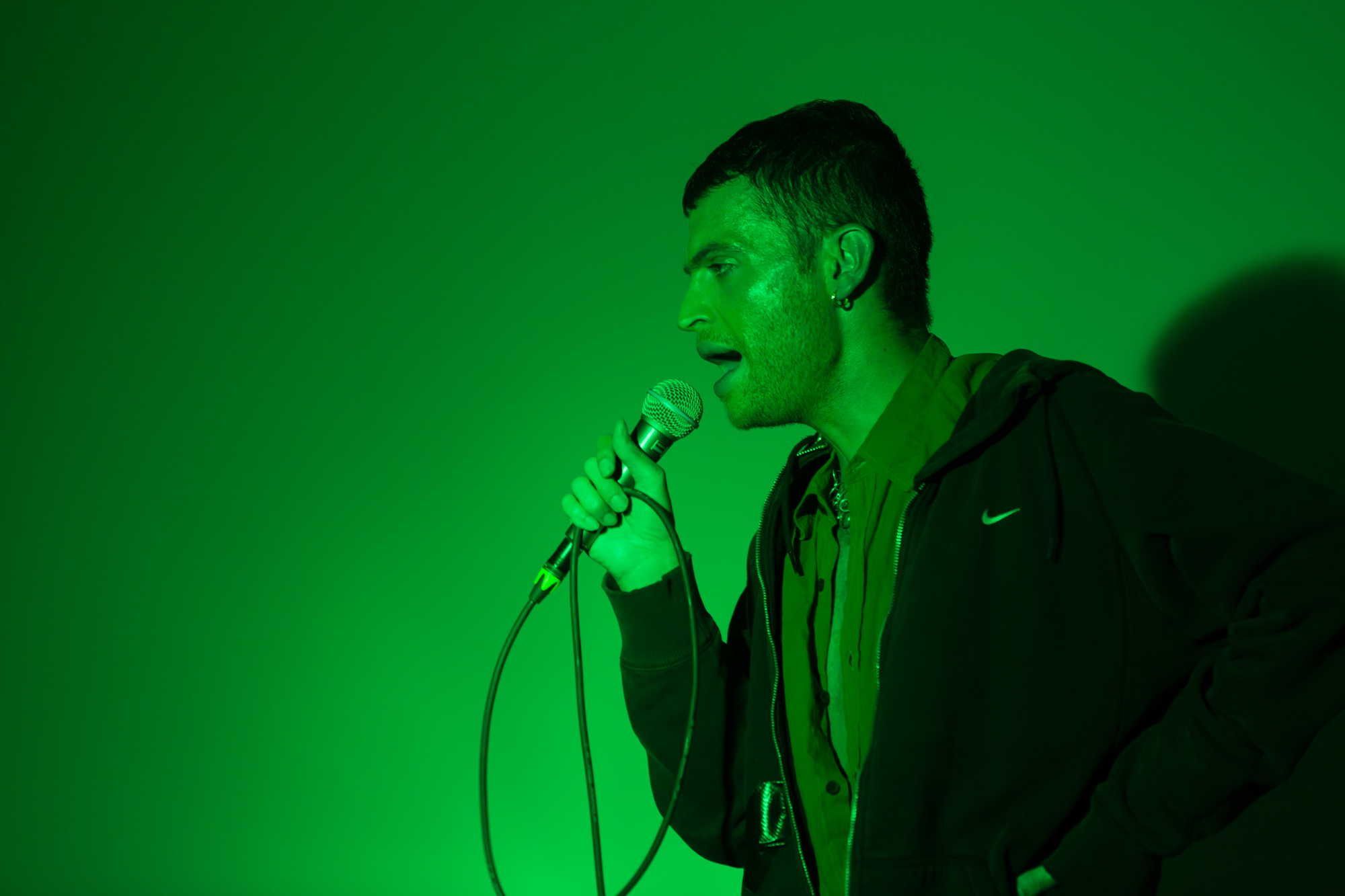Mathias Ringgenberg aka PRICE,  Greatest Hits, Performance,July 13, 2016, Stadtgalerie Bern,Photo: Matt Cianfrani
