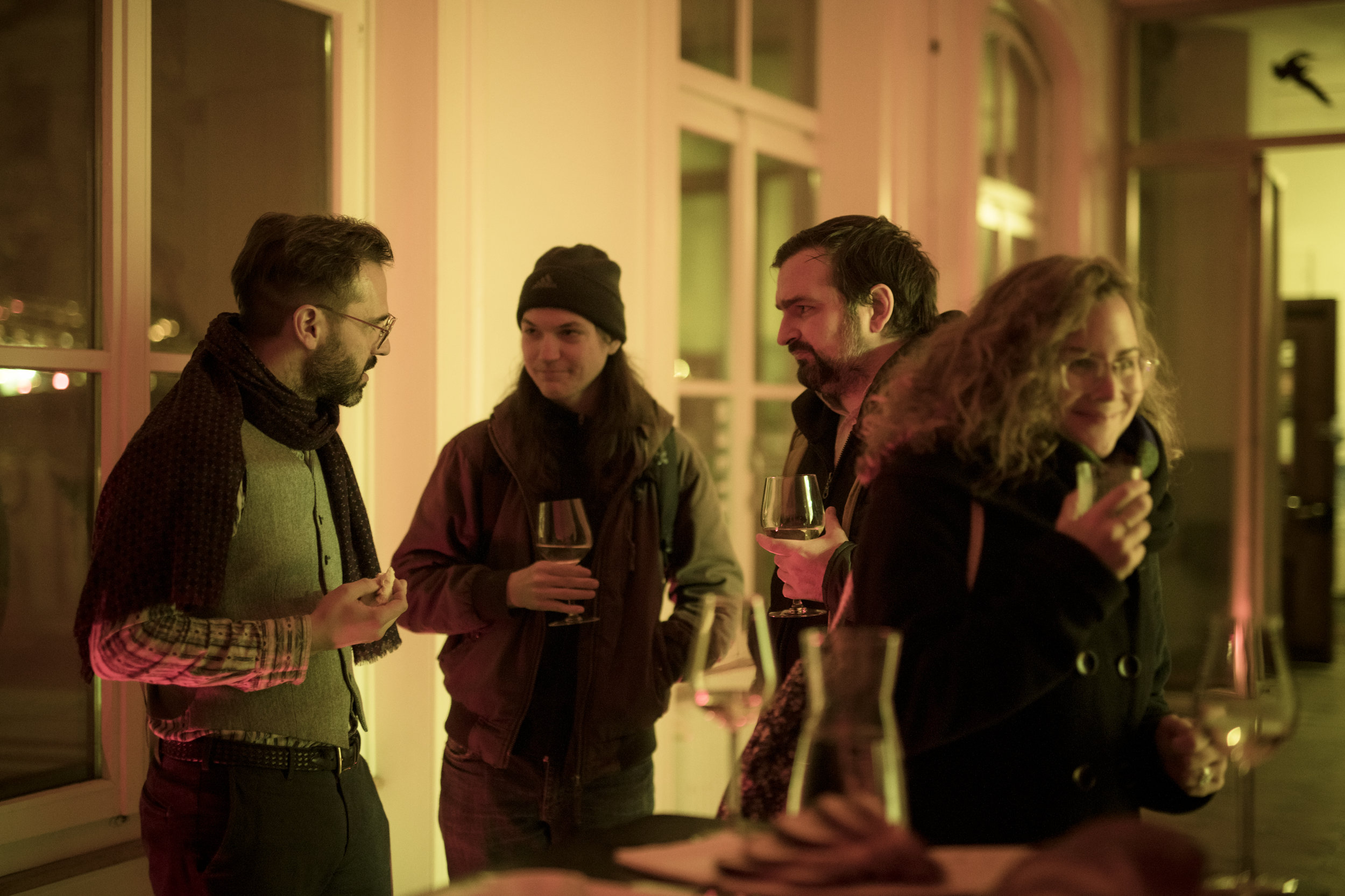 Symposium  Art and Branding in Hypercapitalism,  Photo: Siv Dolmen