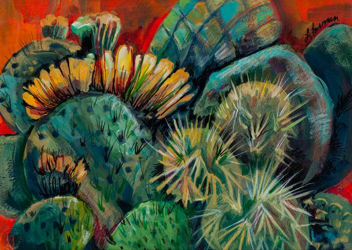 Cactus No.2