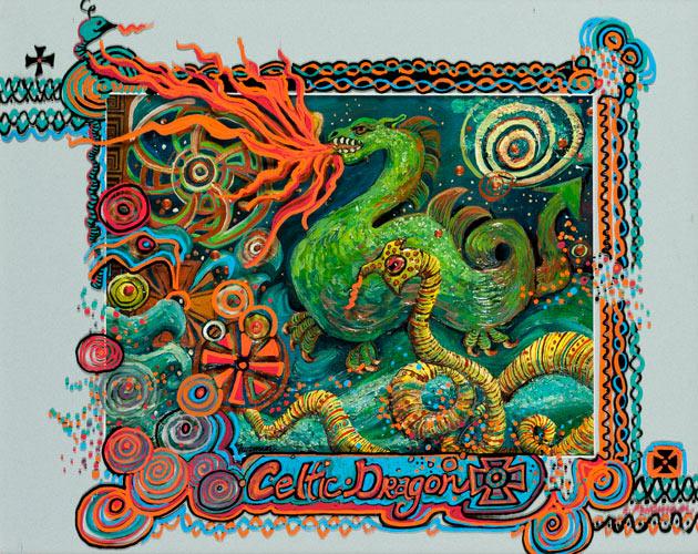 Celtic Dragon