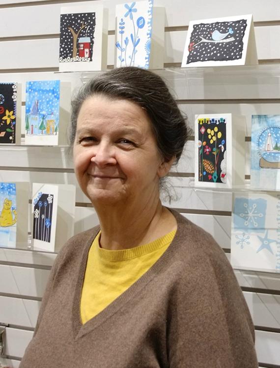Simone Carmichael, Card Maker