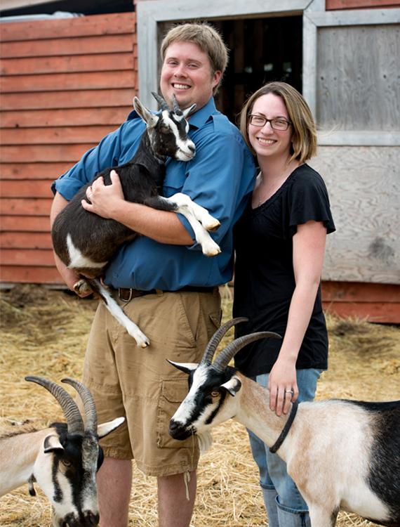 The Groovy Goat Farm