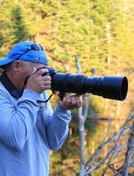 Alan Nunn, Photographer
