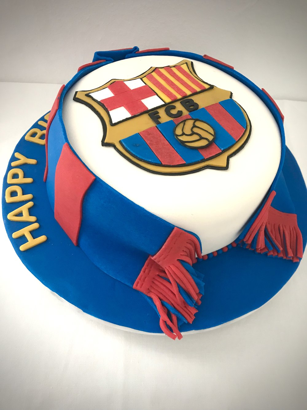 Birthday Cakes A Fancy Piece