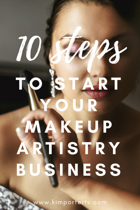 Start Your Makeup Artistry Business