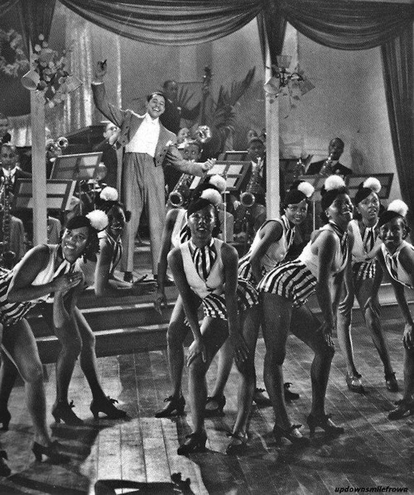 - Cab Calloway performing at Harlem's famous Cotton Club. Ostensibly just a cabaret club, the place was run by gangster Owen Madden from 1922 as an outlet for his bootleg beer and was briefly closed in 1925 for selling alcohol