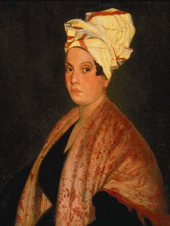 Marie Laveau, the great Louisiana Voodoo Queen