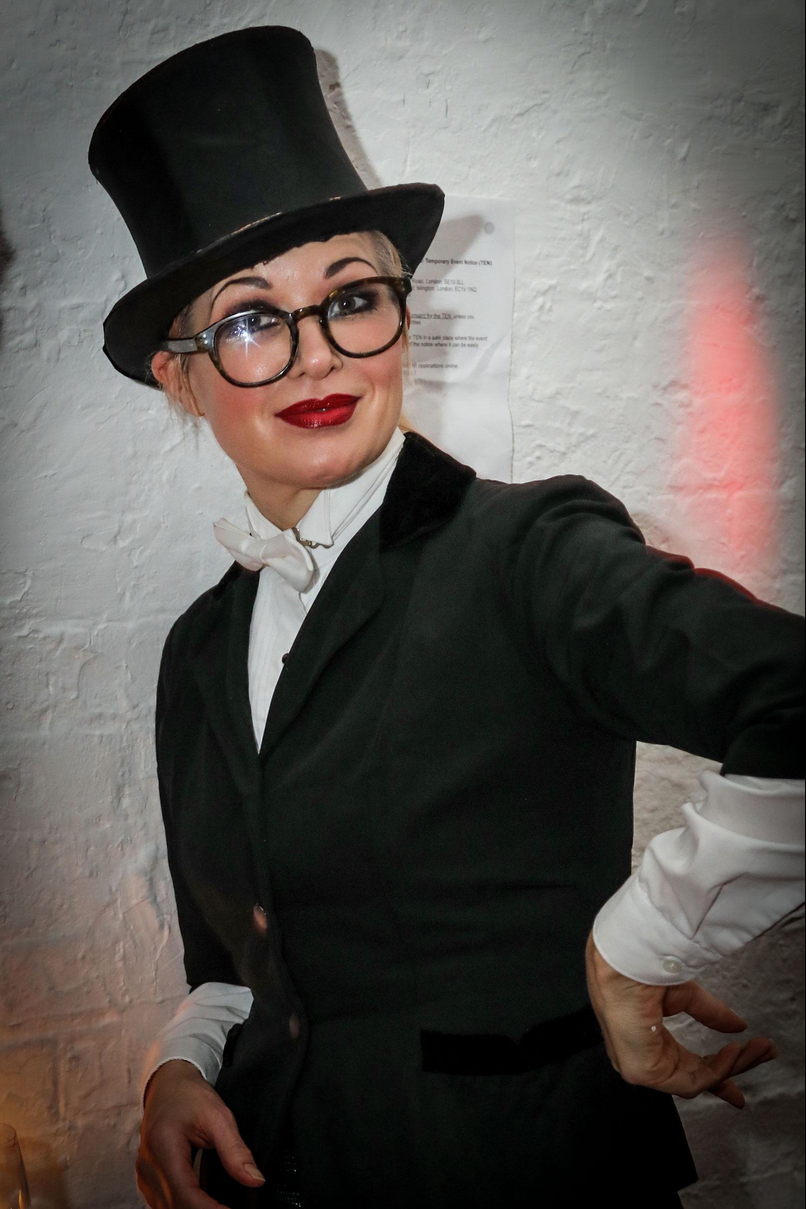 Baroness Jojo