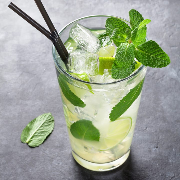 The long, cool classic that is the Mojito