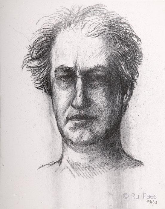 Beethoven (Self-Portrait)
