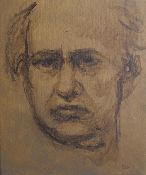 Rui (Self-Portrait)