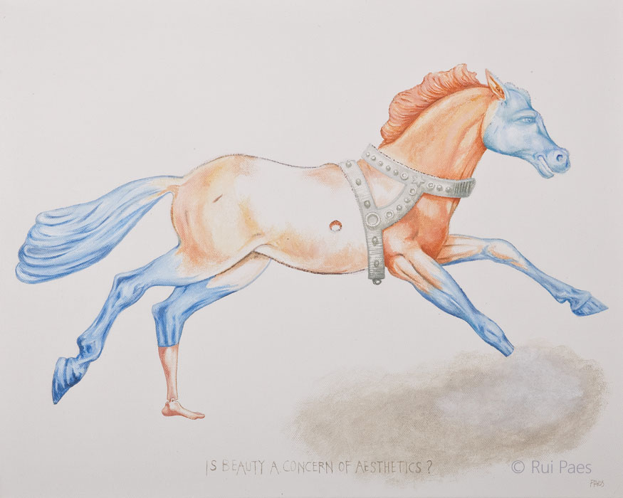 The Horses Are A-Running: Prue-Aesthetics