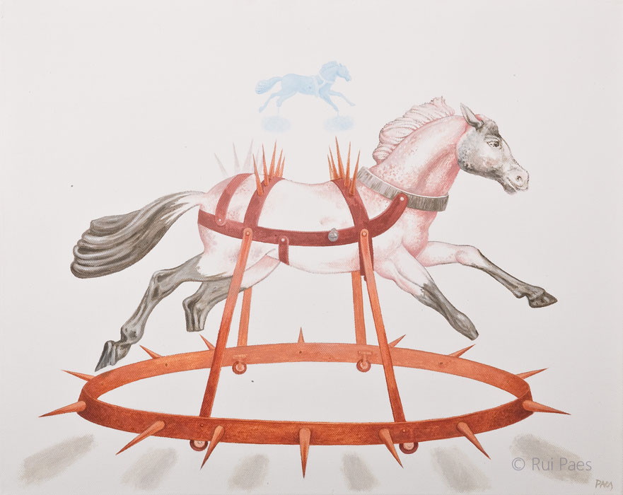 The Horses Are A-Running: Prue-Xemics