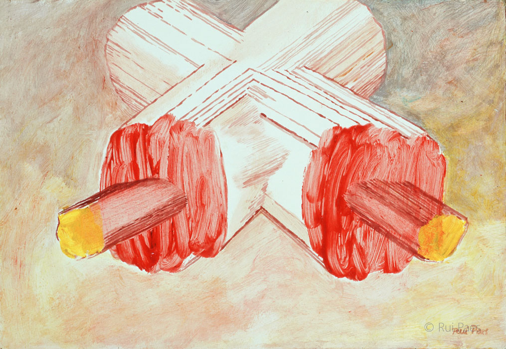 Crosses Of Love II