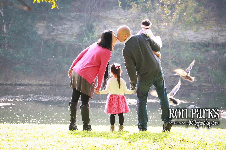 January 13, 2018 - Family Photos in the San Gabriel Park
