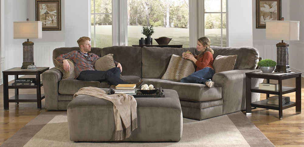 Everest Sectional in Seal