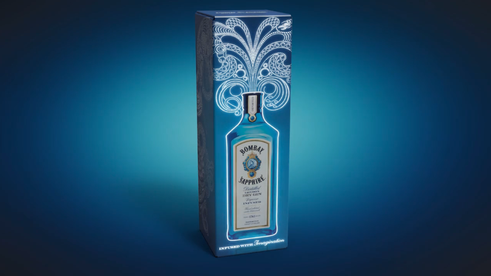 This  short video for Bombay Sapphire Electro  was created as supporting material for awards submissions. The project, which uses electroluminescence, went on to win 25 awards including Webb deVlam's first Cannes Lion.