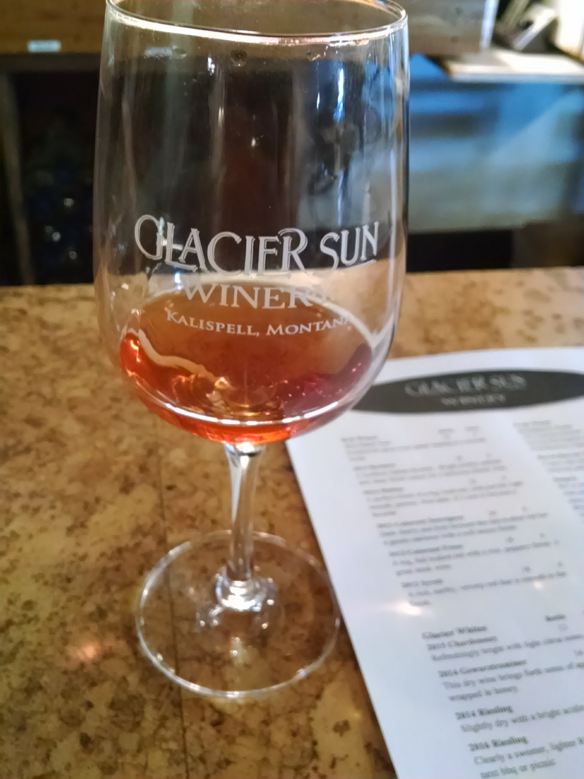Glacier Sun Winery