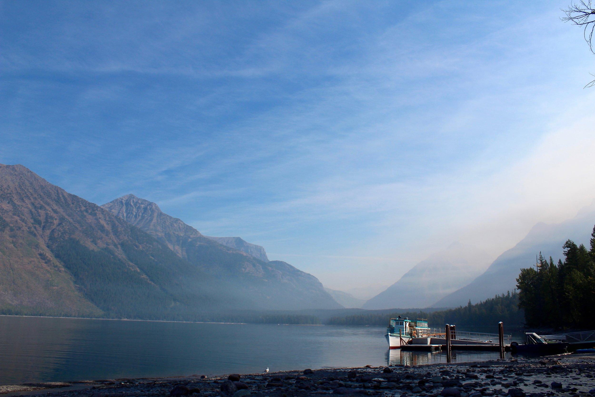 Montana Lake View