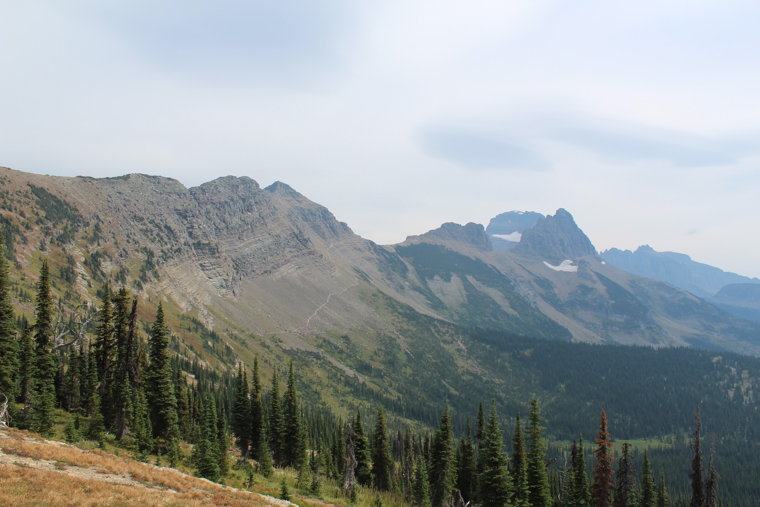 View from Glacier Park
