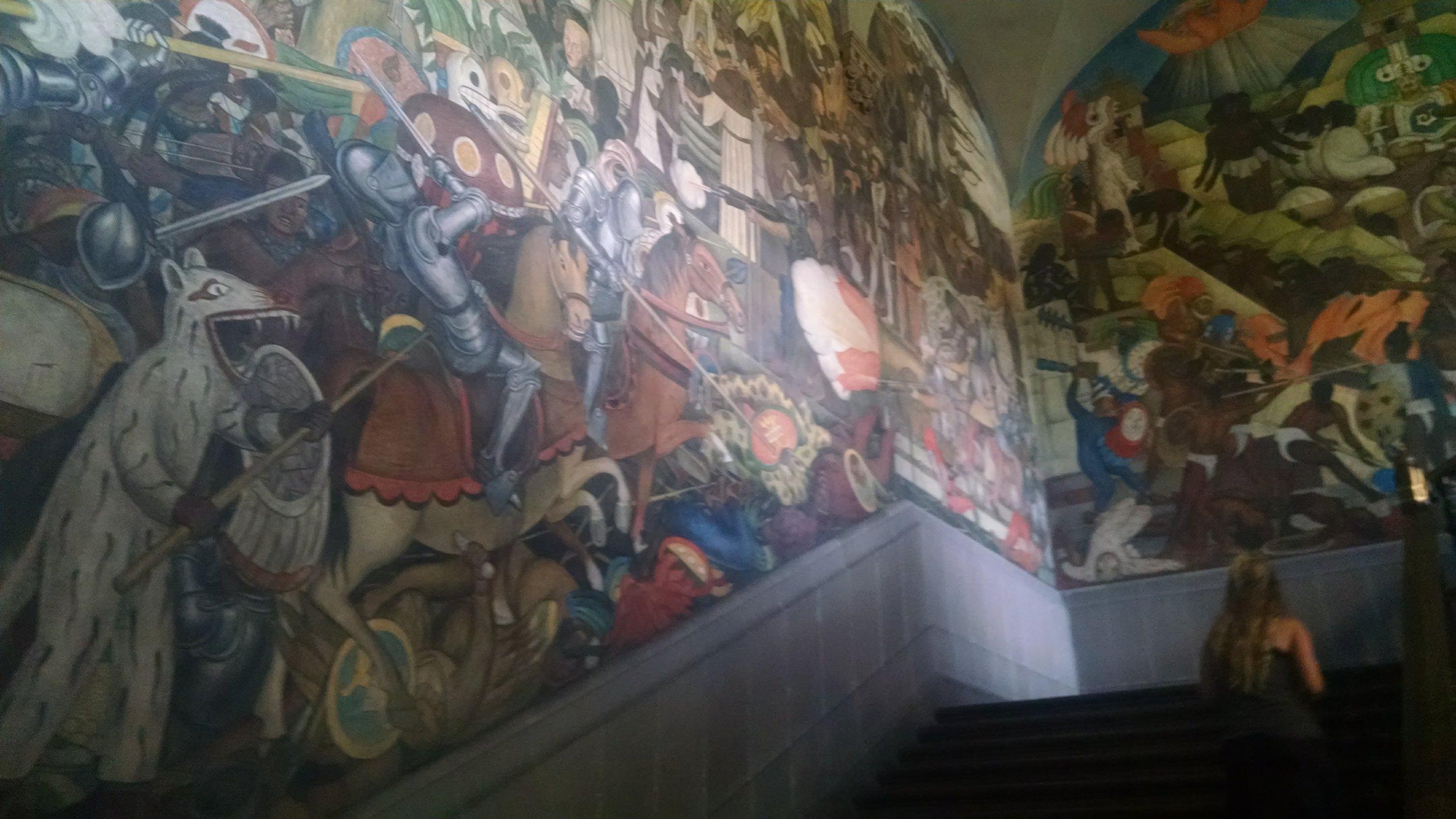Palace Mural