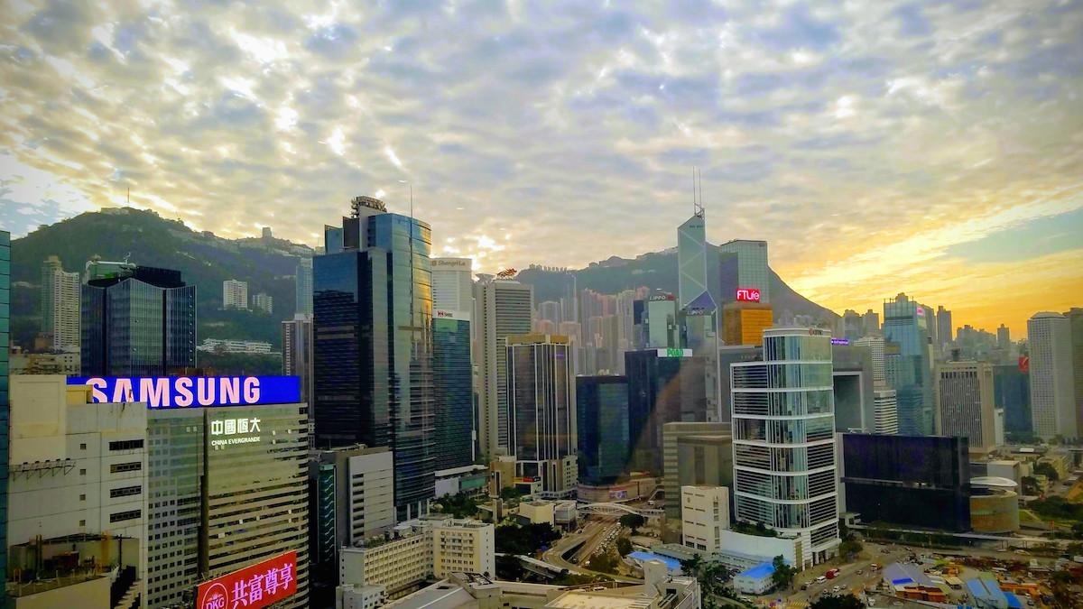Farewell Hong Kong!
