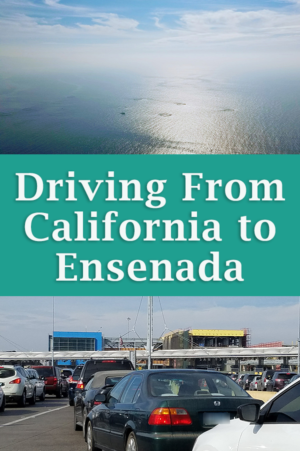 What to expect on a road trip down the coastal route from California to Ensenada. Includes border crossing tips, scenic overlooks, roadside food, and more!