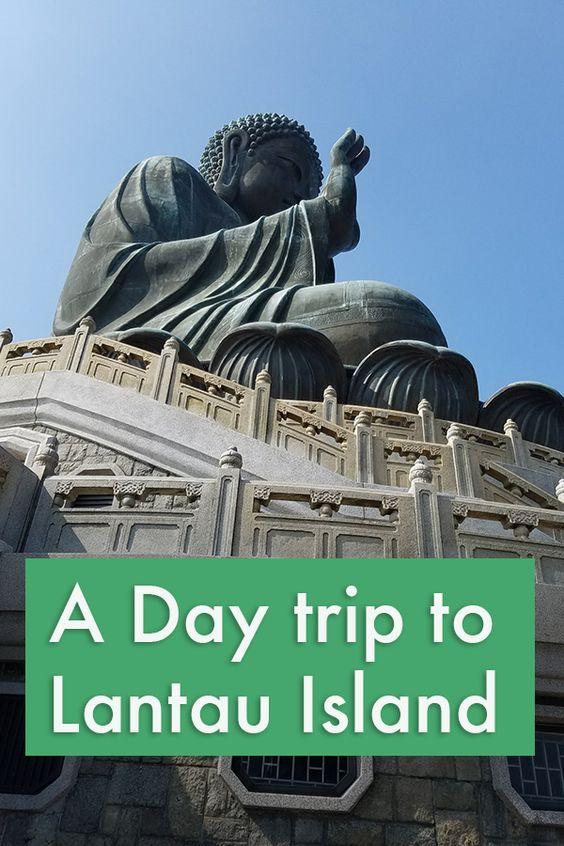 Visiting the Big Buddha and Tai O in Hong Kong #travelitineraries #solotravel #hongkong